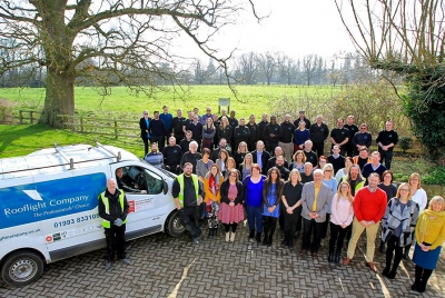 The Rooflight Company Team