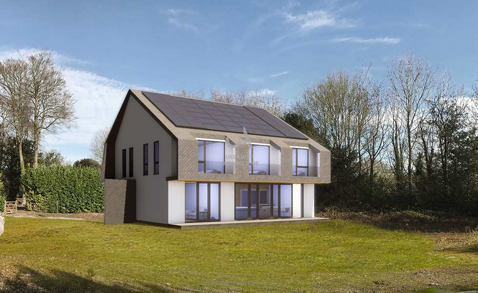 9 things to consider when building an eco home for Features to consider when building a new home