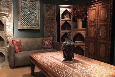 Trading Boundaries Indian Furniture