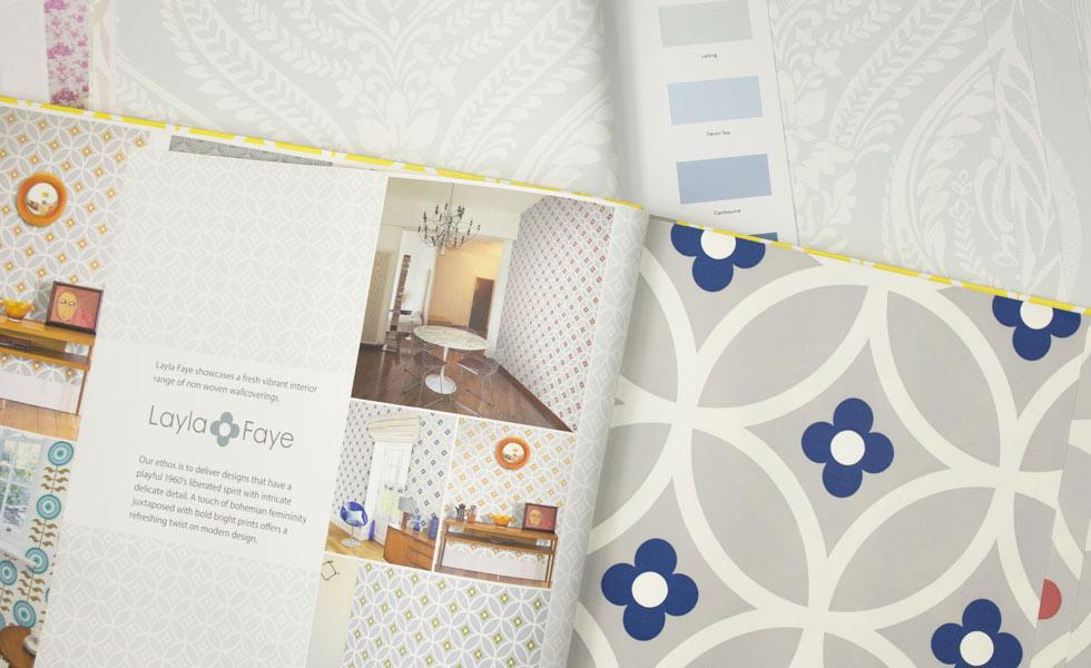 Brewers Wallpaper Pattern Book