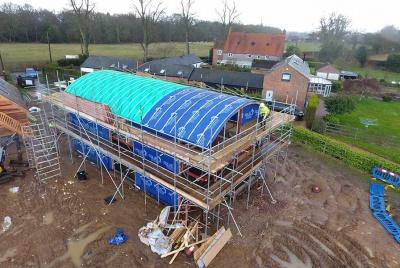 SIPS UK roof panels