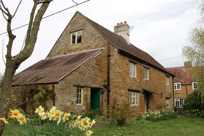 the Cotswold stone farmhouse Lawrence and Lydia will be renovating