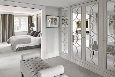 Luxury Bespoke Wardrobes, Dressing Rooms and Walk-In Wardrobes