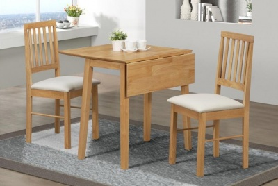Wood furniture set