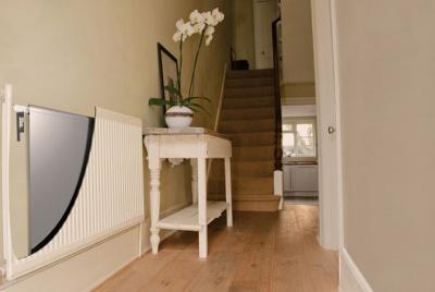 radflek hallway radiator