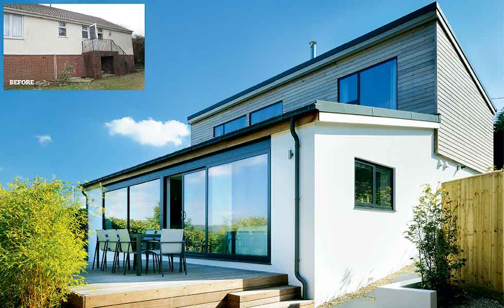 Best remodels before and after homebuilding renovating for Bungalow addition cost