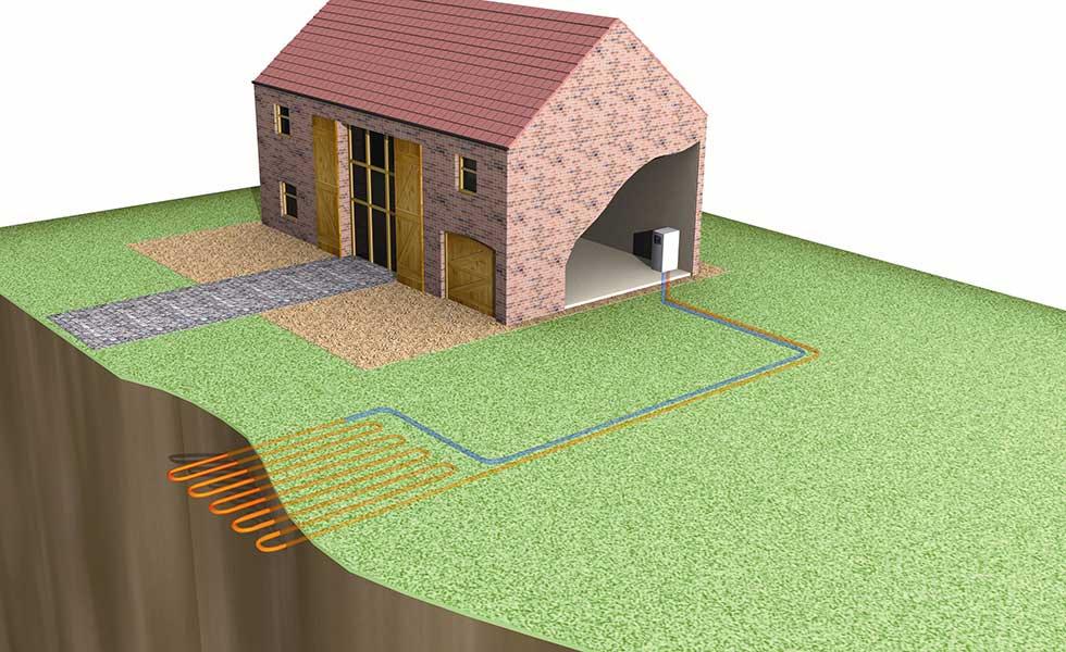 ground-source-heat-pump-horizontal-collector