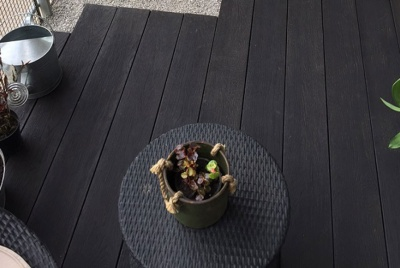 millboard Carbonised Charred & Enhanced Grain Smoked Oak