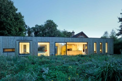 CLT extension in a contemporary style
