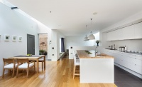 Maximising indoor space and natural daylight