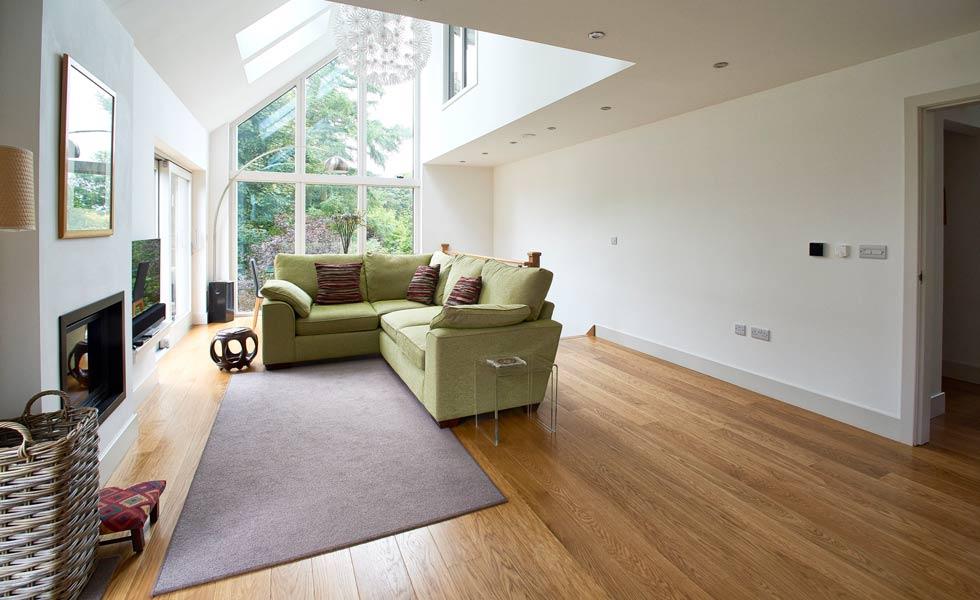 peak oak engineered flooring rooflights