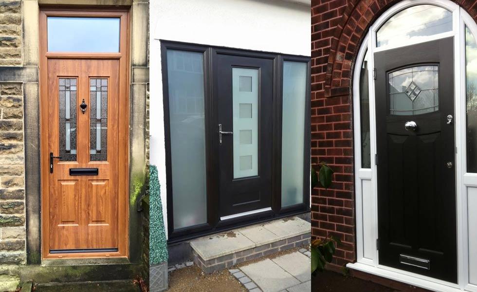 collier row glass doors composite