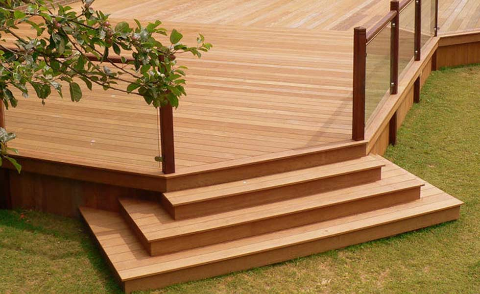 spahaus decking timber