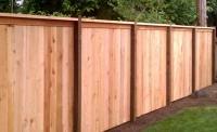 spahaus timber fancing