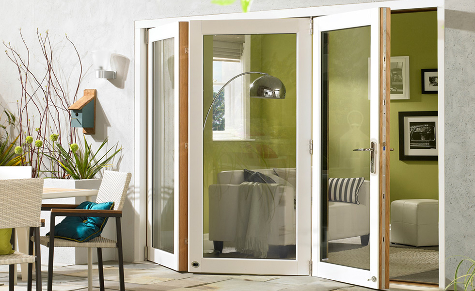 Vufold ultra sliding door