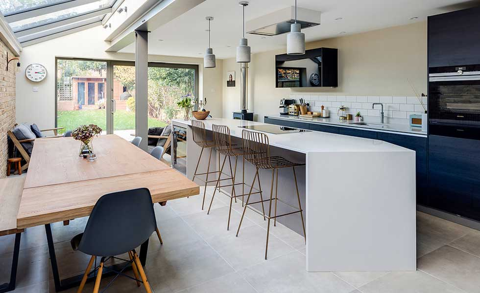How to Extend and Remodel Terraced Homes