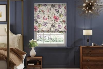 tuiss Fiori Carnation Linen