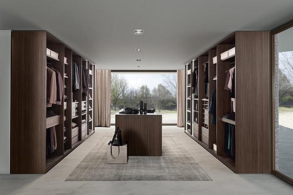 iq furniture Link Walk-In Wardrobe