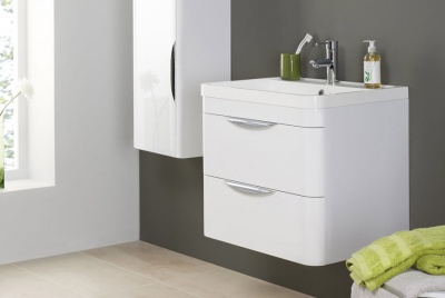 BELLA BATHROOMS WALL MOUNTED BASIN