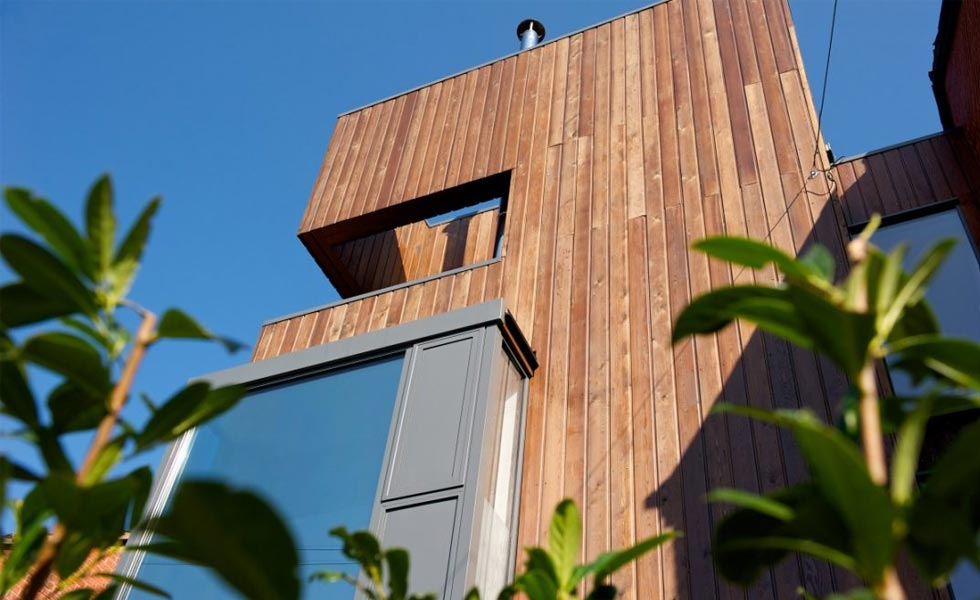 SIPS Clays LLP sheffield build final architectural shot