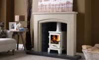 percy doughty penman white stove