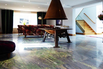 qla marble floor