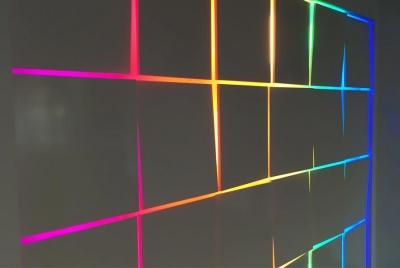 led zip lighting multi coloured