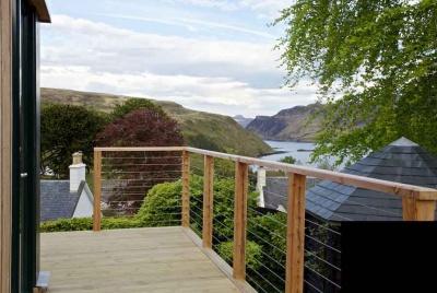 s3i banister steel wire balcony valleys