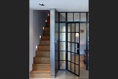 crittall windows stairway