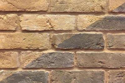 Handmade bricks with Bebbington tint