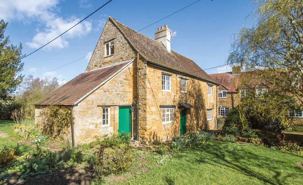 Mabel's Farmhouse requires listed building consent before renovation work can begin