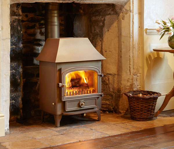 Clearview Vision 500 woodburning stove