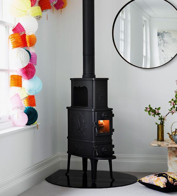 Morso 2B Classic Radiant woodburning stove