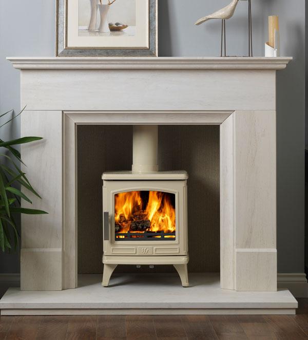 ACR's Oakdale woodburning stove