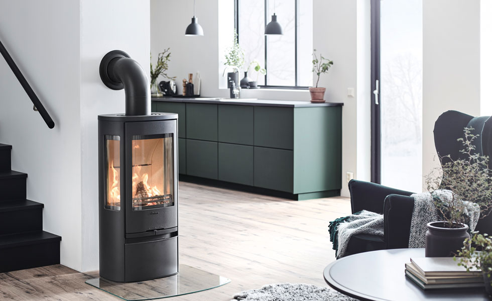 contura woodburning stove