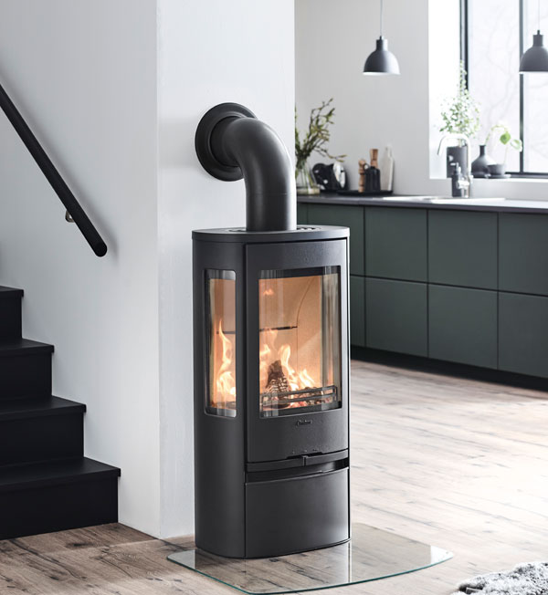Contura 500 woodburning stove