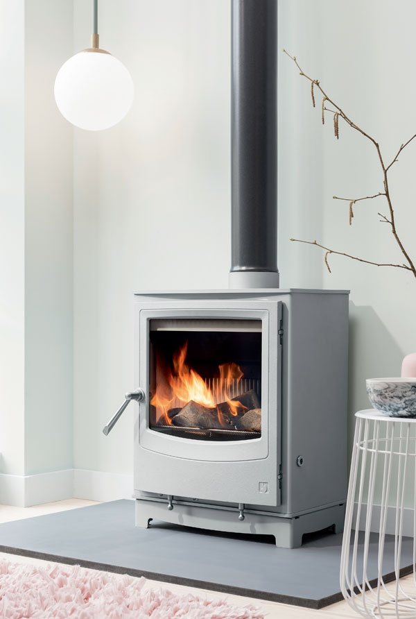 Arada Ecodesign ready woodburning stove