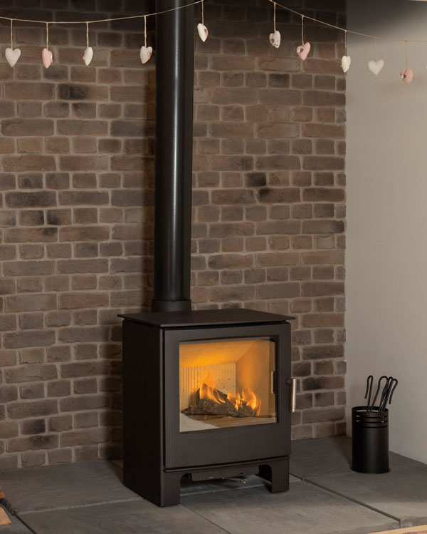 Charnwood Arc woodburning stove