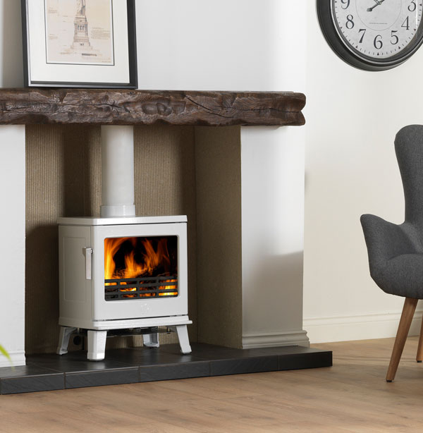 Birchdale multifuel woodburning stove