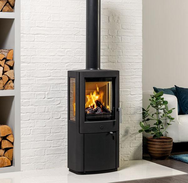 Varde Uniq 13 woodburning stove