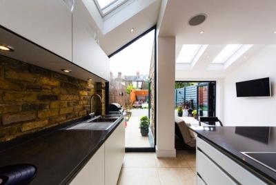 evolve design extension kitchen