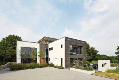 Baufritz eco home architecture