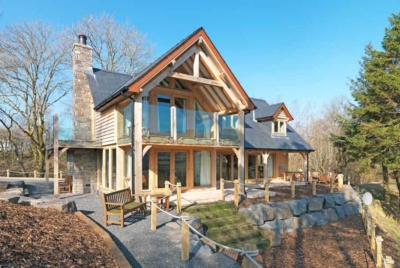 10 things to know before building an oak frame home - Things to know when building a house ...