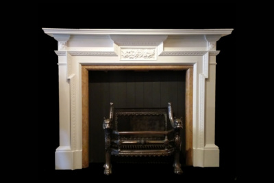 Antique Fireplace victorian fireplace old flames