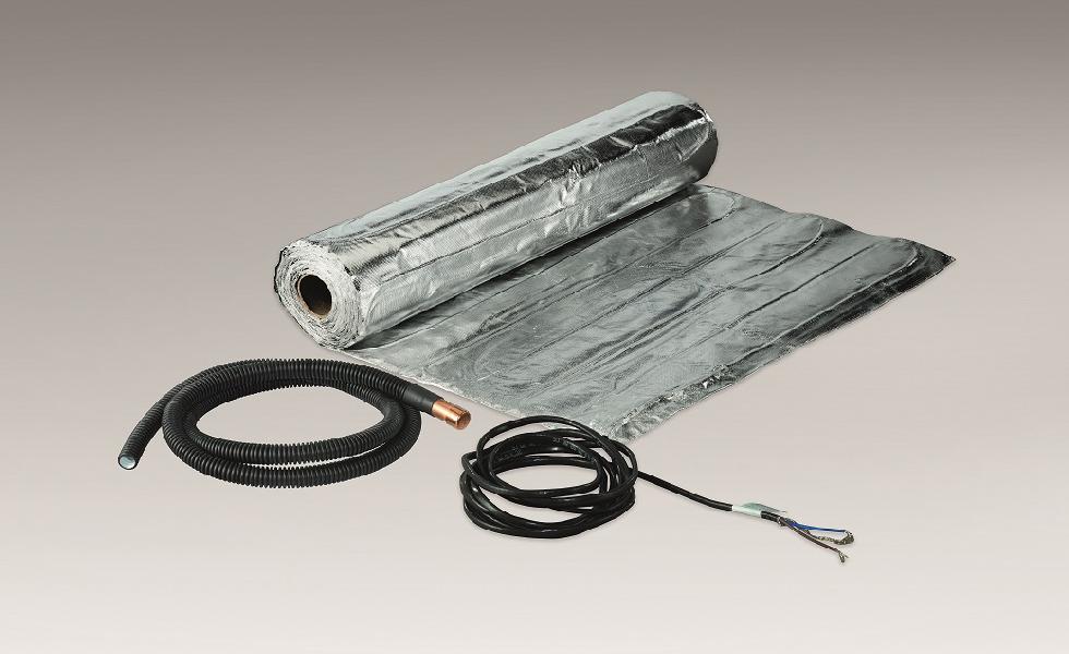 Comfort E Aluminium Mat