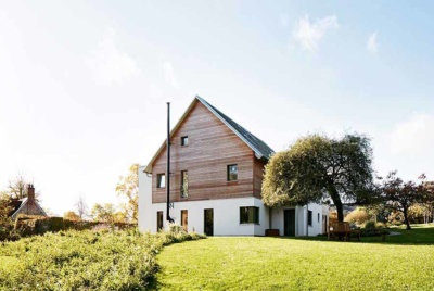 timber frame package self build
