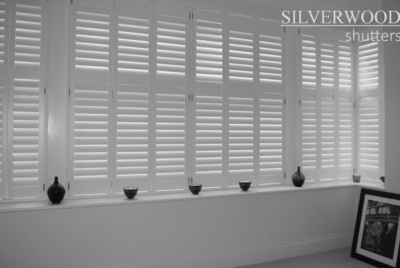 Beautifully designed and lovingly fitted shutters from SILVERWOOD