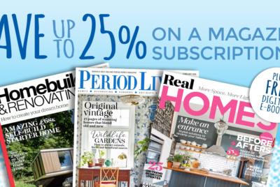 25 percent off home interest magazines