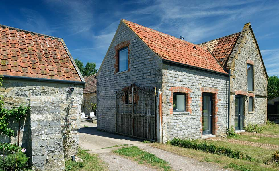 Groovy Grade Ii Listed Barn Conversion Homebuilding Renovating Interior Design Ideas Gresisoteloinfo