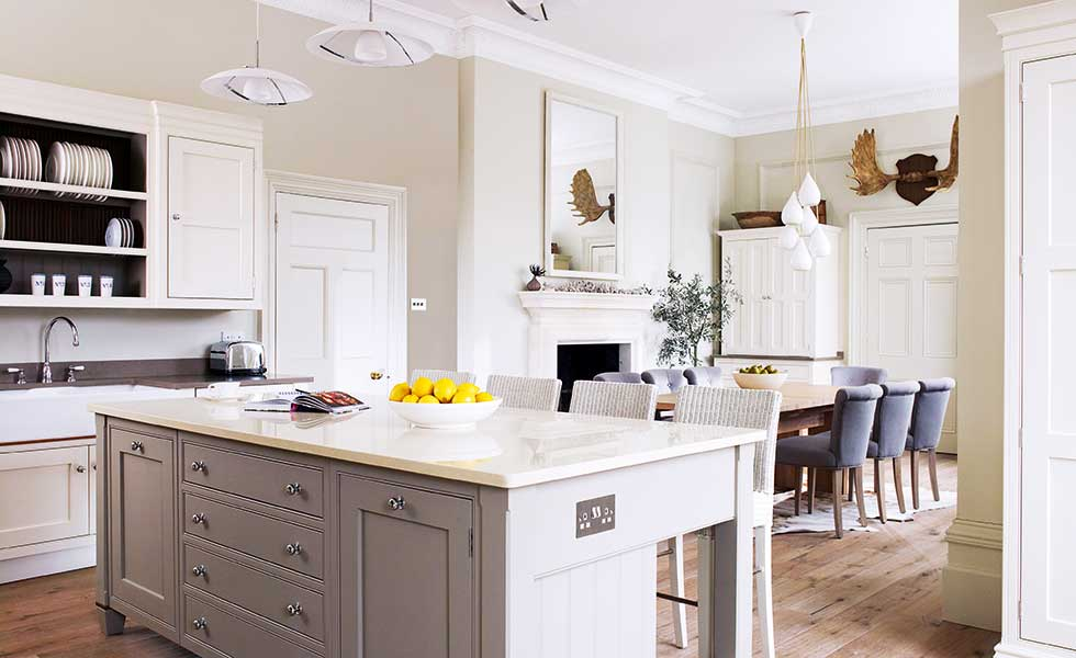 8 Shaker Style Kitchens Homebuilding Amp Renovating